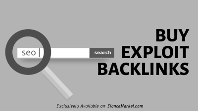 Buy Exploit Backlinks · Cheap