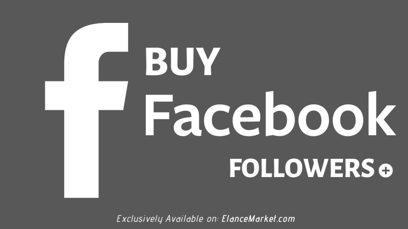 Buy Facebook Followers · Cheap · Refill Guarantee