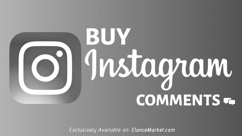 Buy Instagram Comments | Refill Guarantee