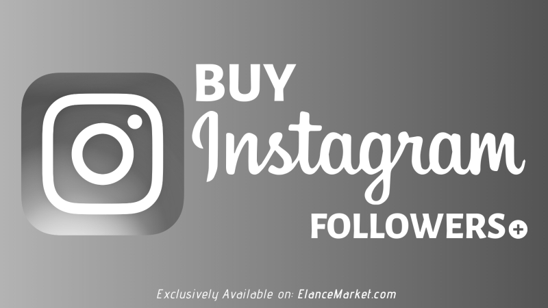 Buy Instagram Followers · Cheap · Refill Guarantee