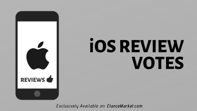 Buy iOS Review Votes · Apple App Store · 100% Real Users