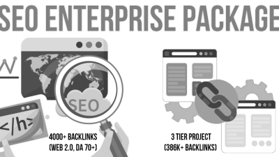SEO Enterprise Package: 10 Premium & 20 SEnuke Campaigns, 4K+ Backlinks (Web 2.0, DA 70+, Do-Follow), 3 Tier Project