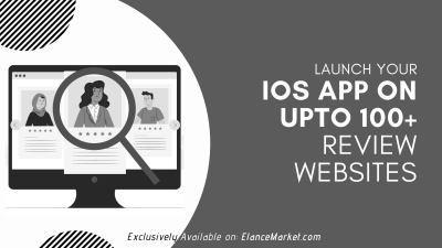 Will Launch your iOS App on up to 100+ App Listing / Review Websites