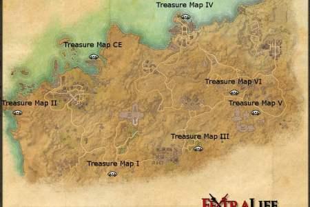 Alikr Treasure Map Iii - MuzicaDL on elder scrolls online map, grahtwood map, greenshade map, reapers march map,