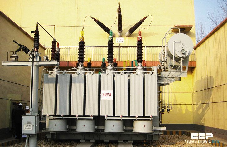 Do Not Energize Oil Filled Transformer Without Performing