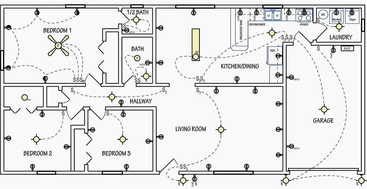Domestic Alarm Installation