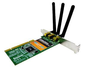 adaptor wireless pci express