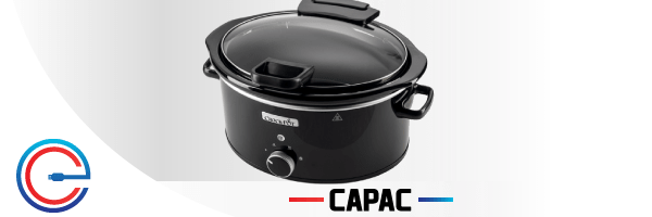 capac slow cooker