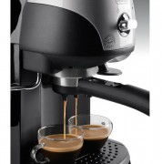 Espressor manual DeLonghi EC221.B – review & pret