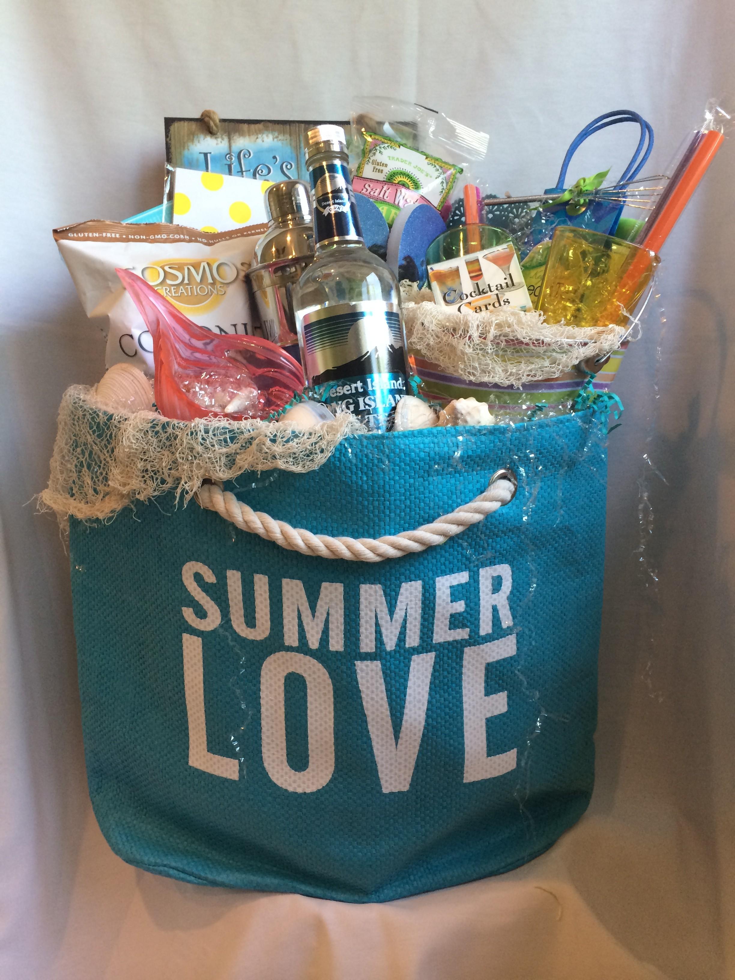 Fruit Basket Ideas Gifts