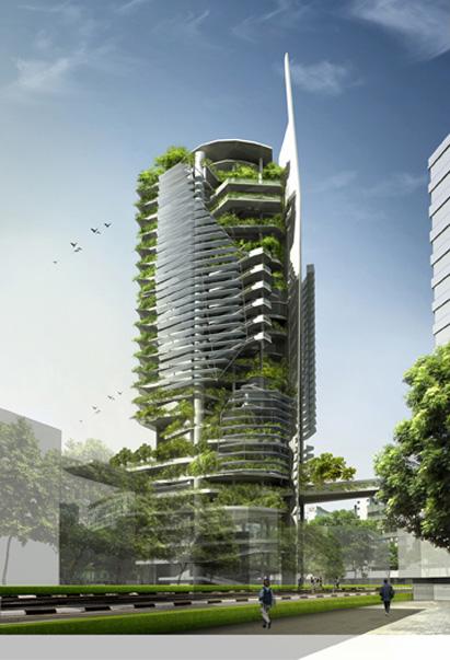Mesiniaga Menara Tower | Someone Has Built It Before
