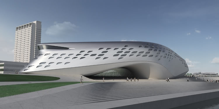 Zaha Hadid's Inspiration Sources | Someone Has Built It Before