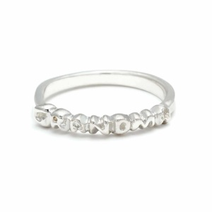Sterling Silver Grandma Band