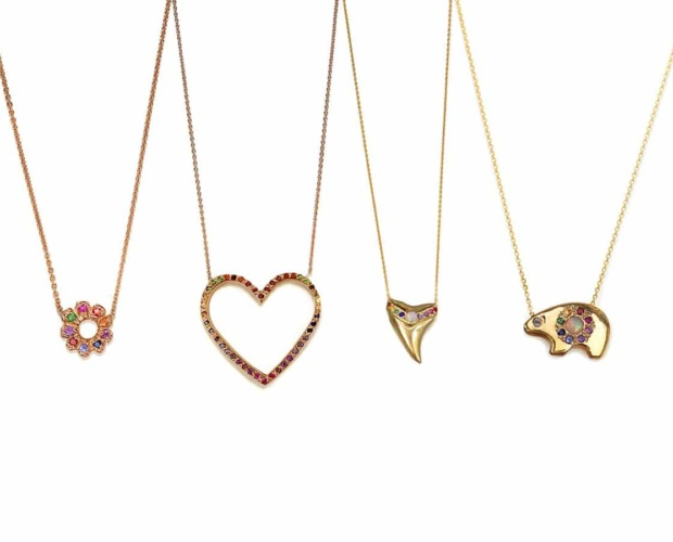 New Colorful Necklaces