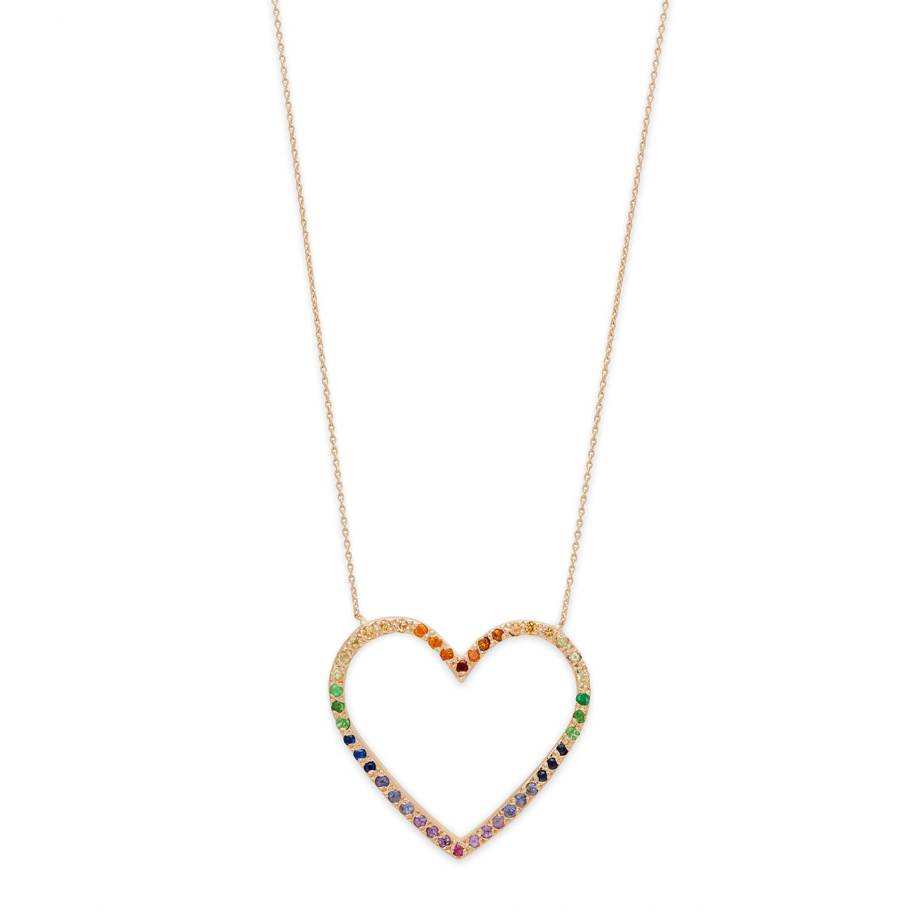 Necklace_LargeRainbowOpenHeart