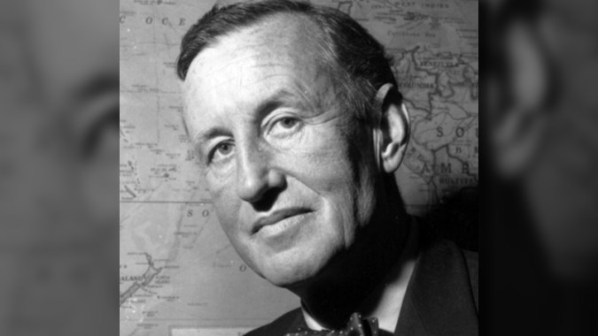15 Random Facts About World War II   Elite Facts Author Ian Fleming based his character of    James Bond    on the  Yugoslavian born spy Dusko Popov  1912 1980   Popov spoke at least 5  languages and came up