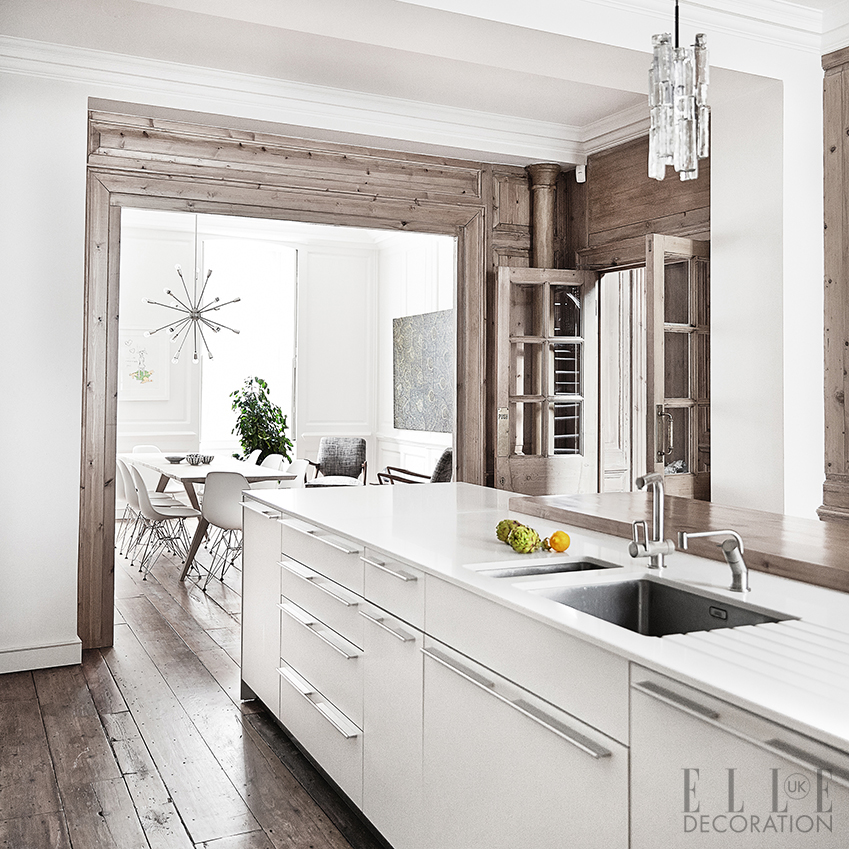 Ideas Decor Uk Kitchen Wall