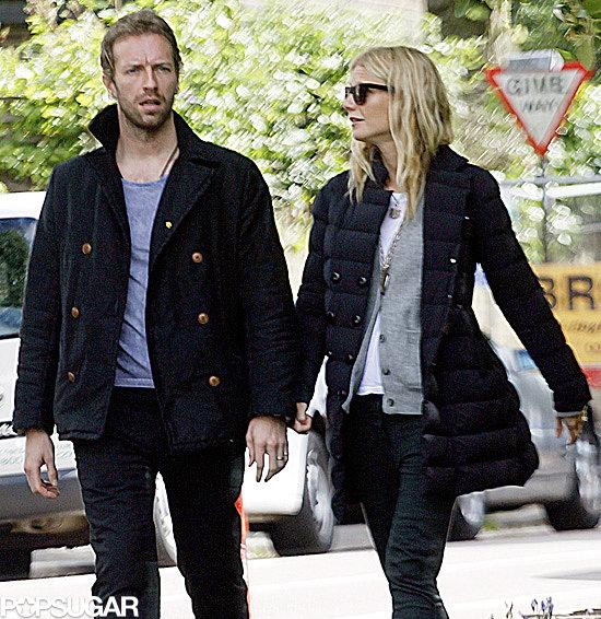Gwyneth Paltrow & Chris Martin Split After 10 Years of ...