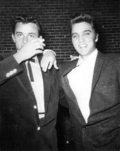 Elvis Presley and Johnny Cash (Photos and Videos) – Elvis ...
