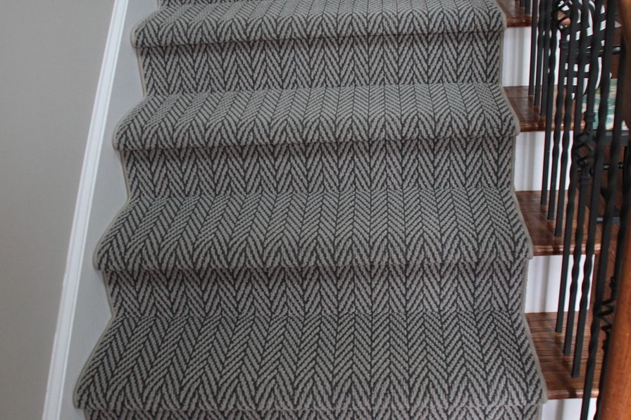 Floor Design Shaw Designers Change How You See Floors Shaw | Best Patterned Carpet For Stairs | Modern | Foyer | Vintage | Stair Triangular Landing | Well Fitted