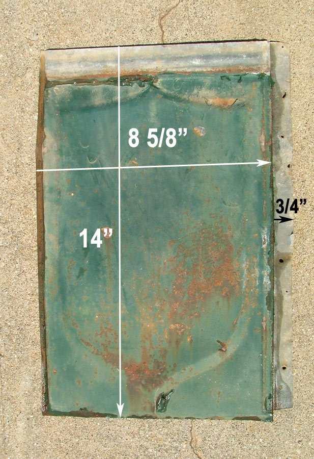Antique Tin Shingle Designs Roof Menders Inc