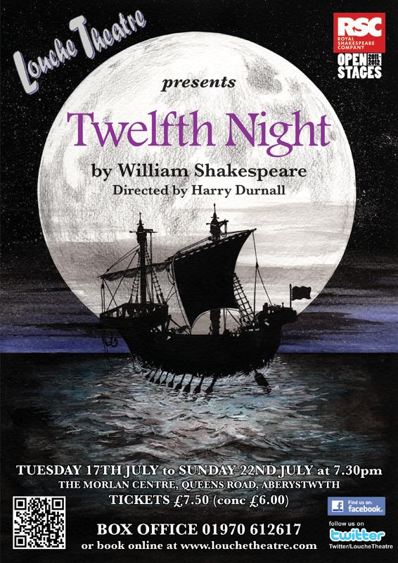 Twelfth Night Poster Emilywallis Com