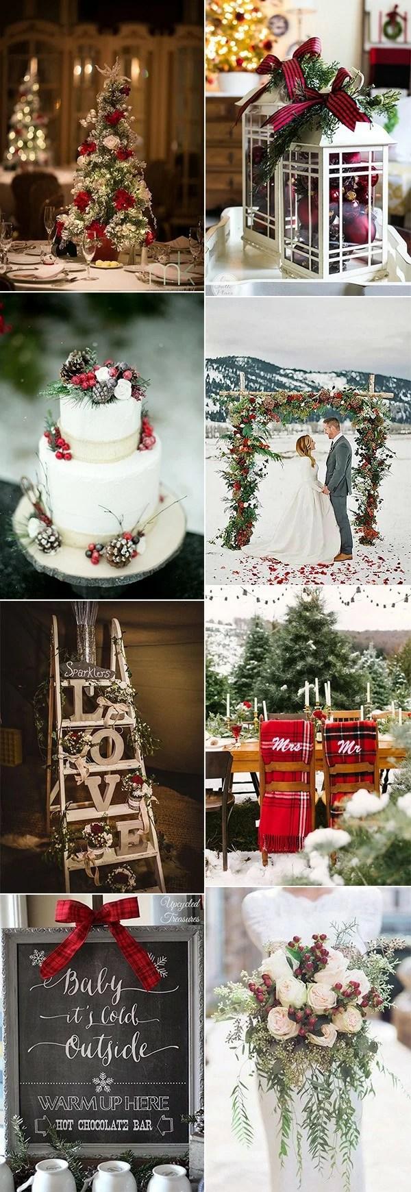 Wedding Dress Christmas Ideas