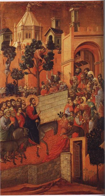 Duccio And The Art Of Siena