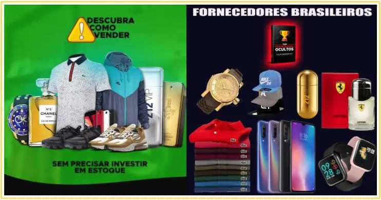 top fornecedores ocultos download