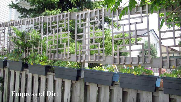 Chain Link Fence Bamboo Slats