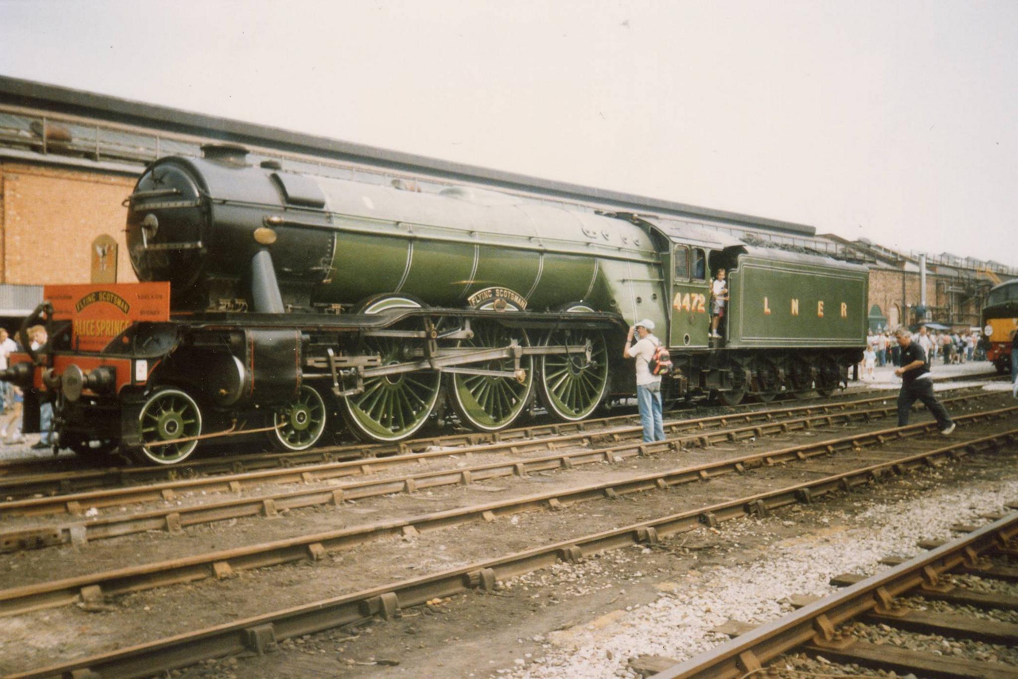The 10 Fastest Steam Trains In History | Wheels, Air ...