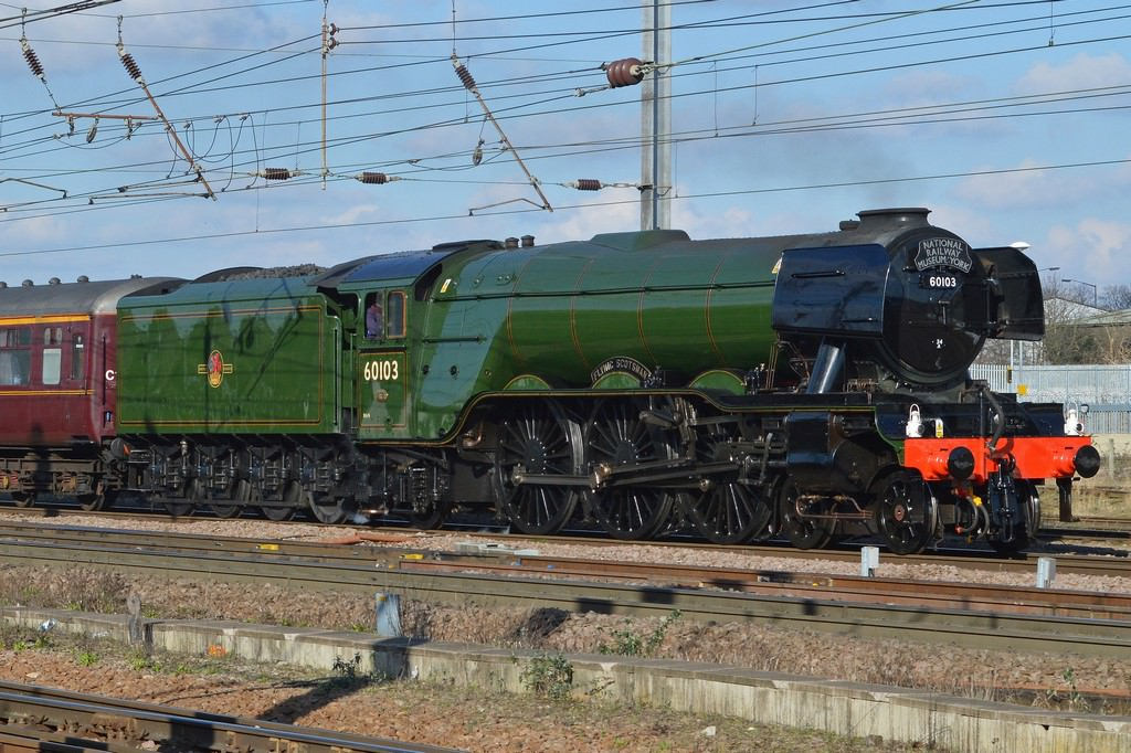 History's 10 Fastest Steam Trains - All Aboard! | Wheels ...