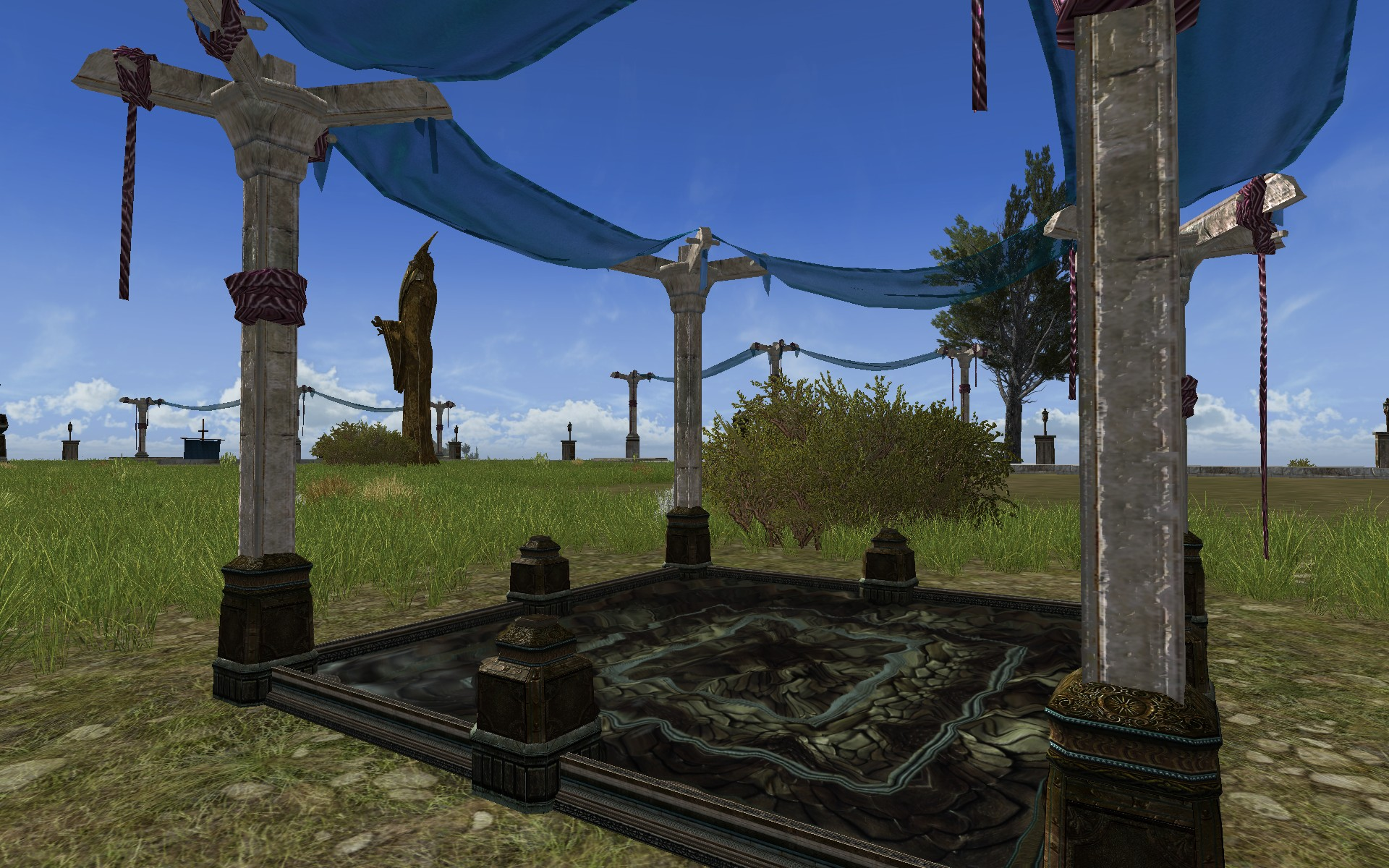 Dol Amroth Housing Set