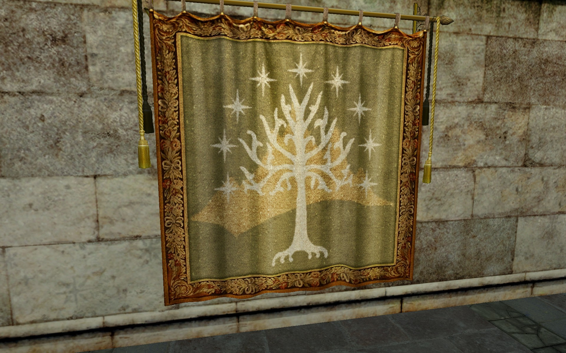 Tapestry of the White Tree
