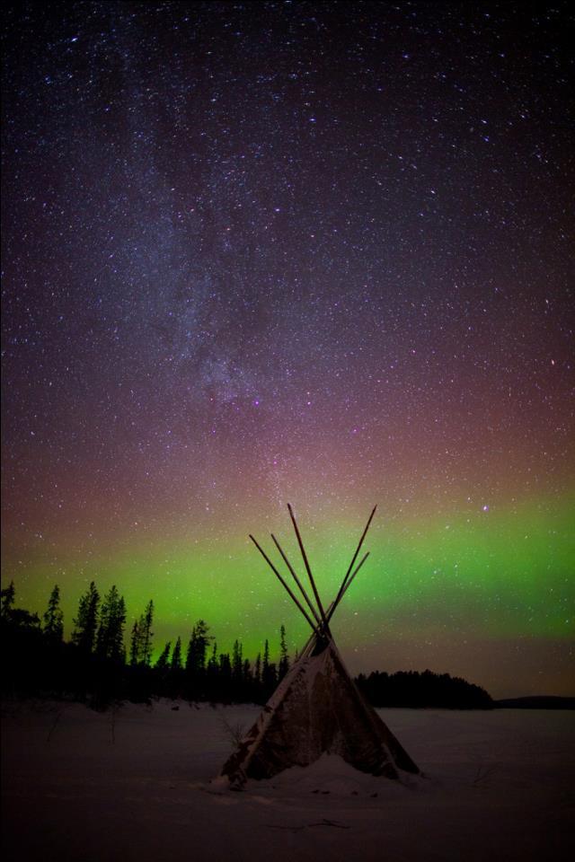 Northern Lights Albany