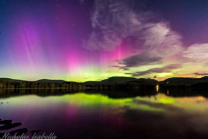 Northern Lights Calgary September 2017