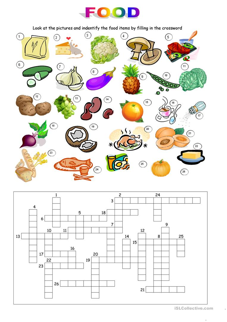 Crossword Puzzle Gallery 74334 Free Esl Efl Worksheets Made By Teachers For Of Easy