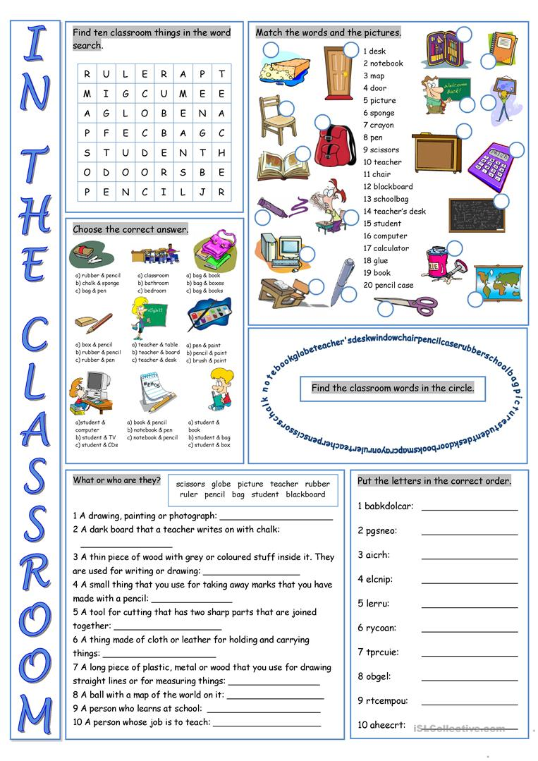Computer Vocabulary Worksheet Free Worksheets Library Download And