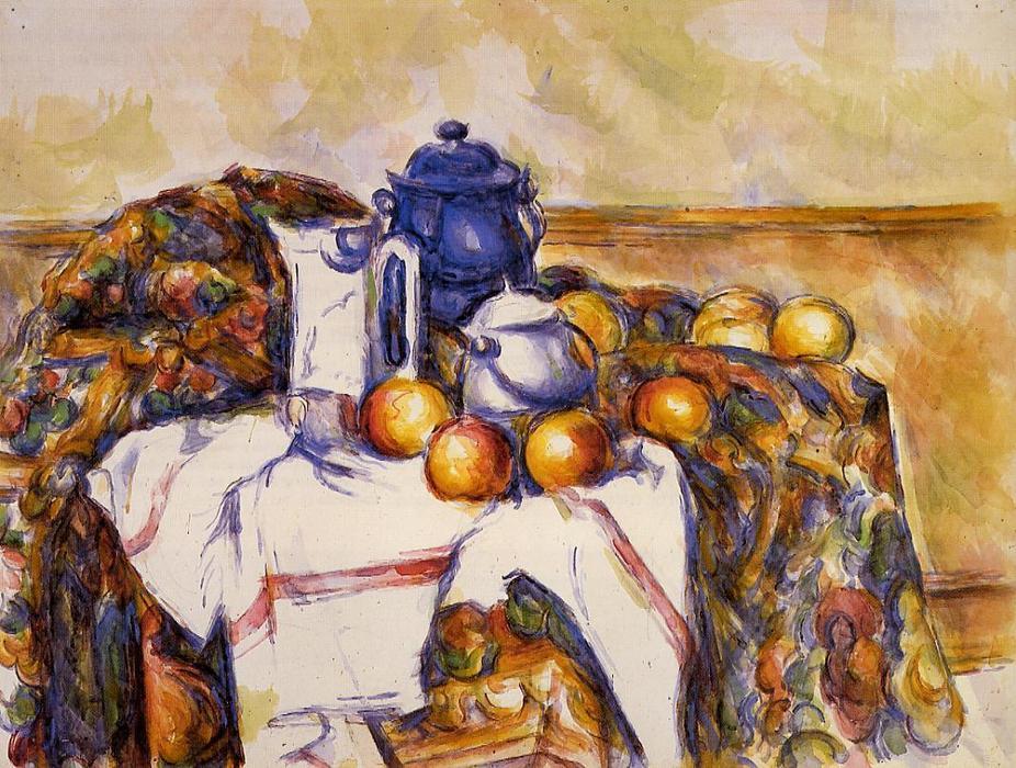 Cezanne Paintings Paul 1900