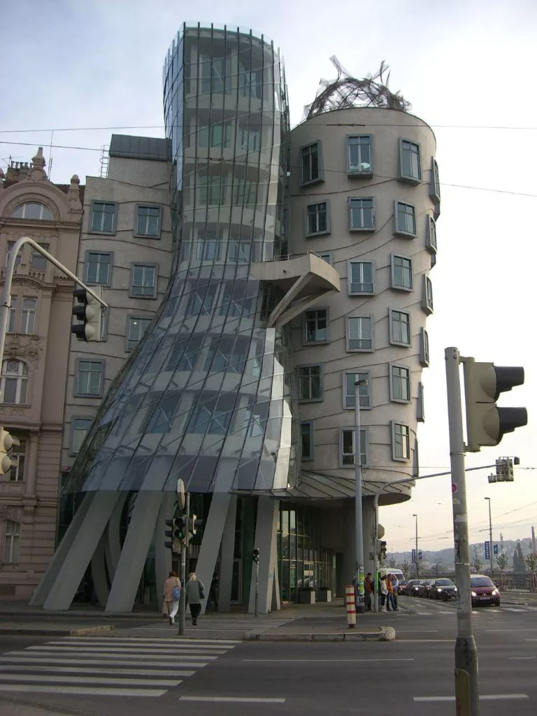 Dancing House Data Photos Amp Plans Wikiarquitectura