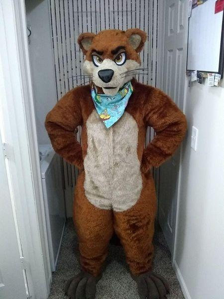 Barkley Beaver Wikifur The Furry Encyclopedia