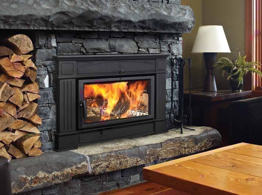 Wood Burning Fireplace Inserts Wood Stoves Hamilton