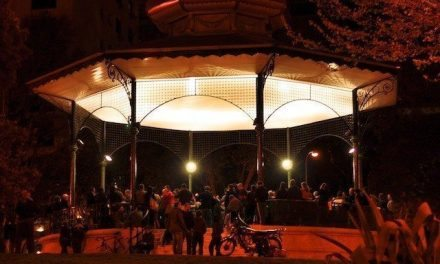 Buenos Aires comes to you – open air milonga at the castle terrace