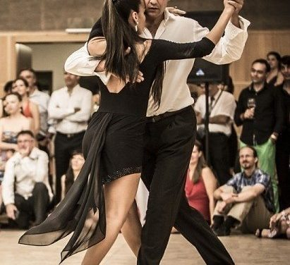 Intensive argentine tango workshop for totally beginners
