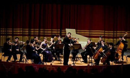 Tango, dance, classical music / Anima Musicae chamber orchestra / Budapest Spring Festival