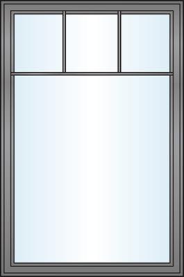 Enerlux Windows Amp Doors Options Window Grille Styles
