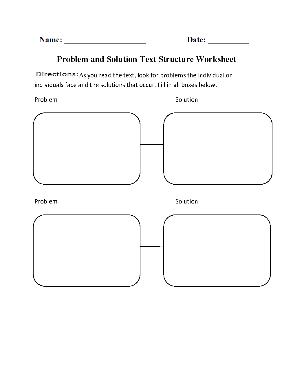 Text Structures W Ksheet Free W Ksheets Libr Ry Downlo D Nd
