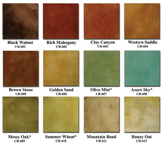 Sherwin Colors Wash Williams Acid