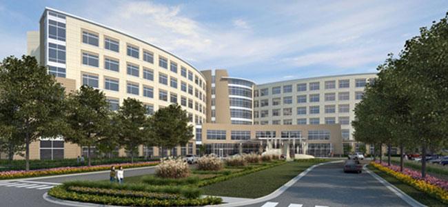 Hospital General Maryland Bim