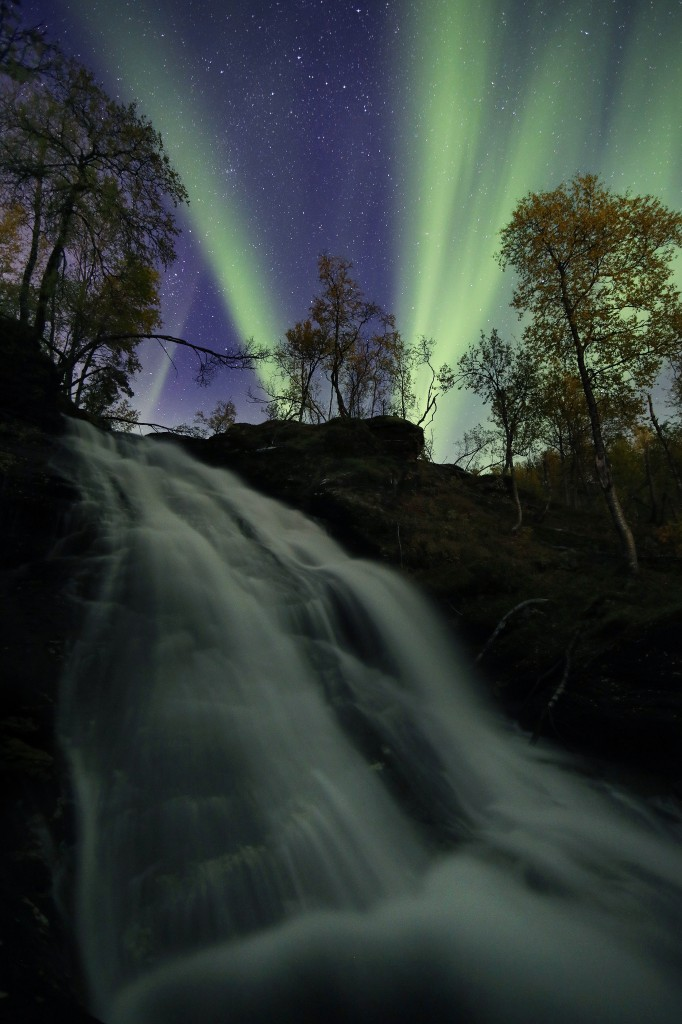 Tromso Northern Lights 2017